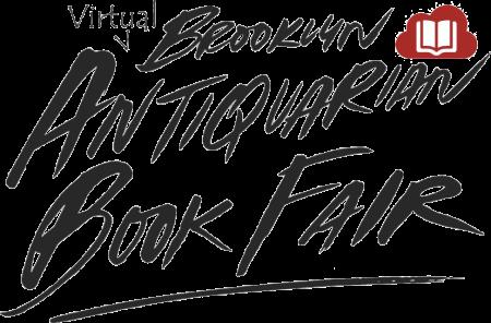 Brooklyn Antiquarian Virtual Book Fair