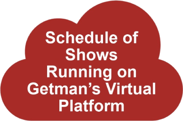 Shows Using Getman's Virtual Platform