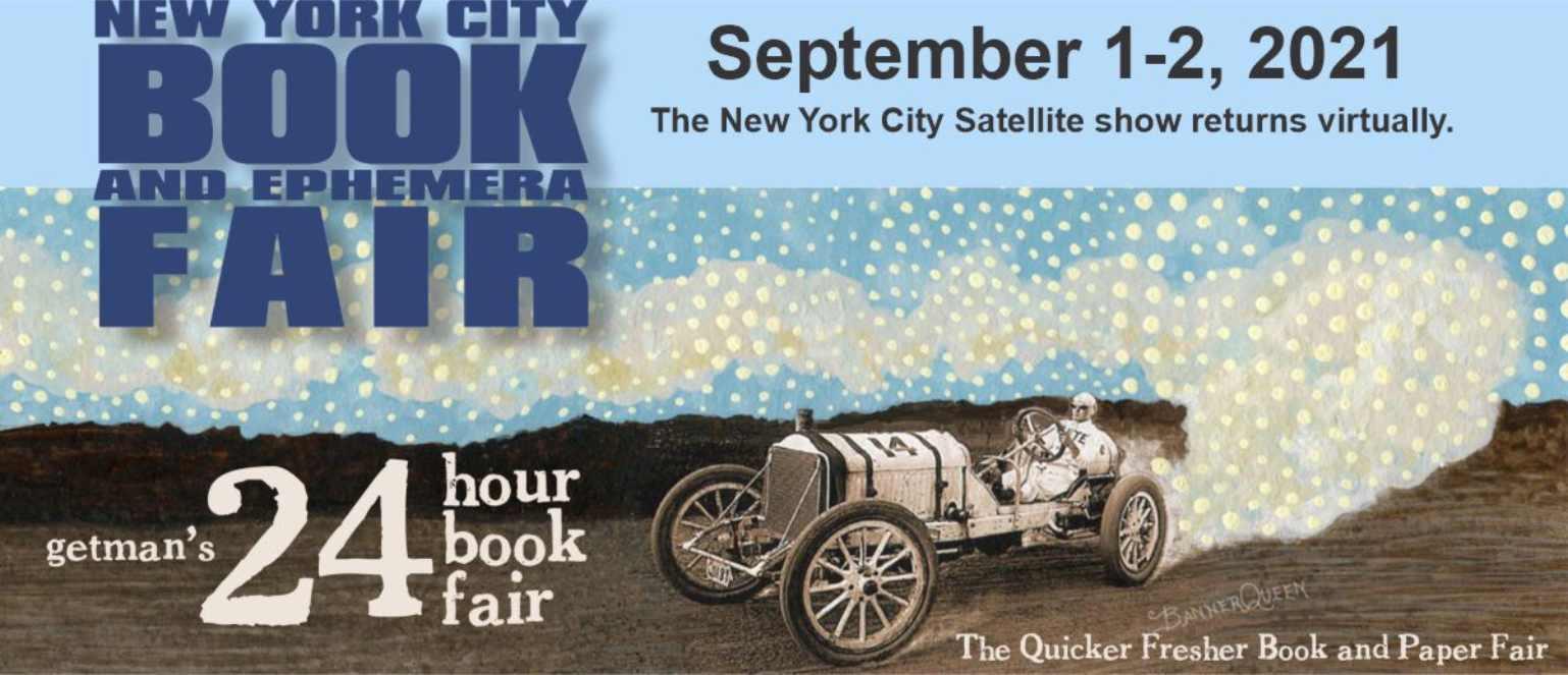 New York City Book and Ephemera