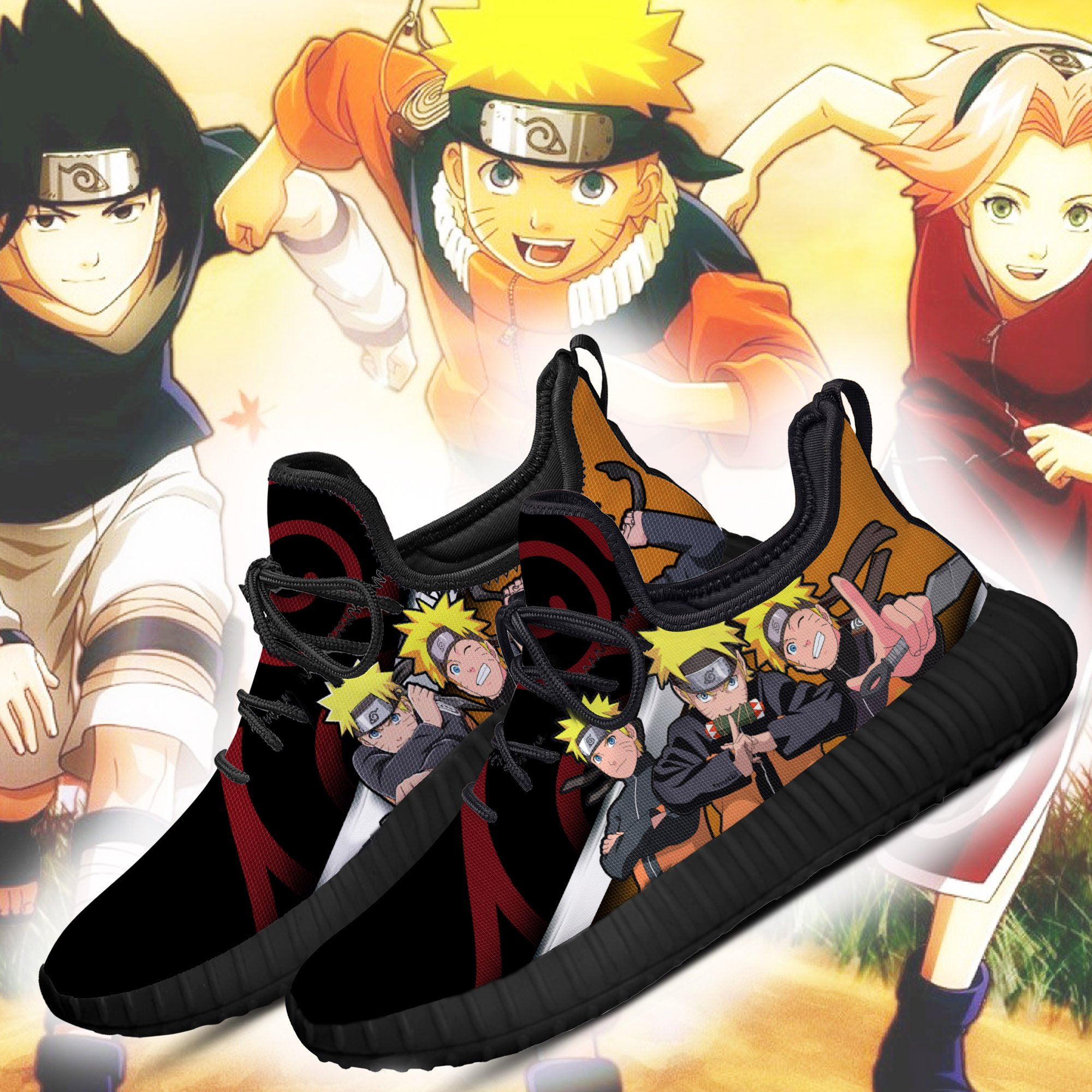 Naruto Reze Shoes Naruto Anime Shoes Fan Gift Idea Tt04 Tazazoncom    Rakuprints