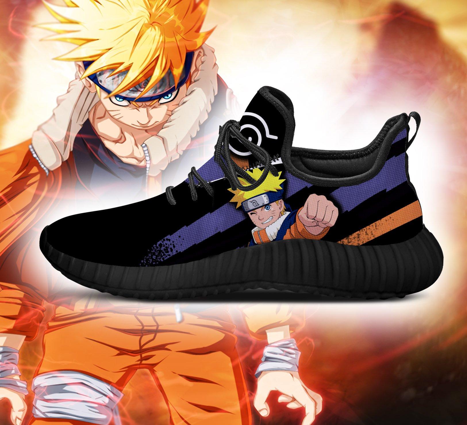 Naruto Fighting Reze Shoes Naruto Anime Shoes Fan Gift Idea Tt03 Tazazoncom    Kuroprints