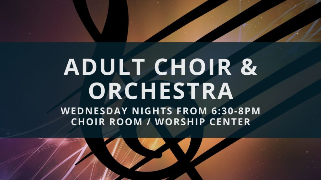 Adult Choir and Orchestra