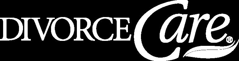 DivorceCare Logo WhiteAsset 1
