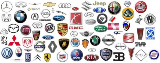 Car Logos 560x220