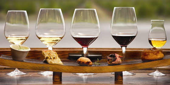 Food Pairings Wine