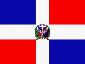 dominican republic flag 300x225