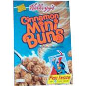 cinnamon mini buns
