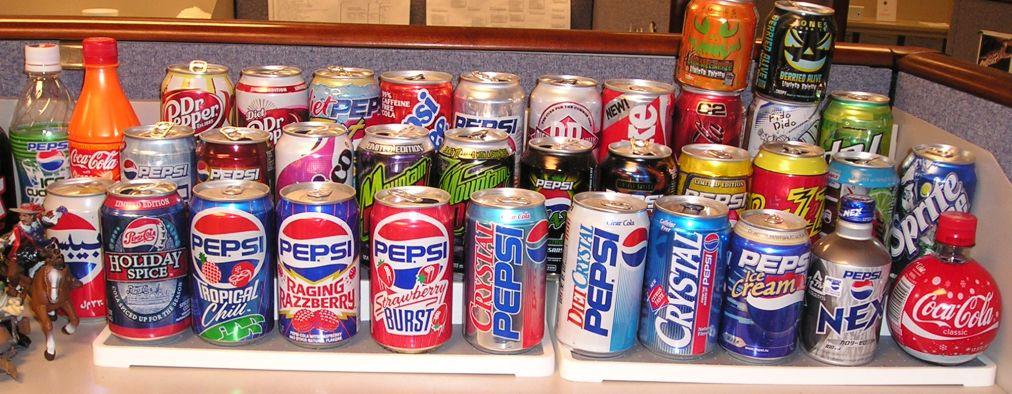 soda banner