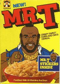 t cereal
