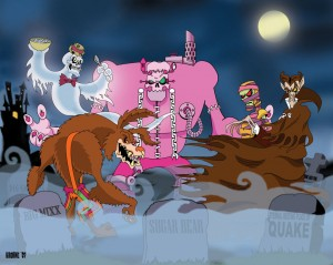 cereal killers by monsterfink 300x239