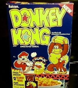 donkey kong 268x300