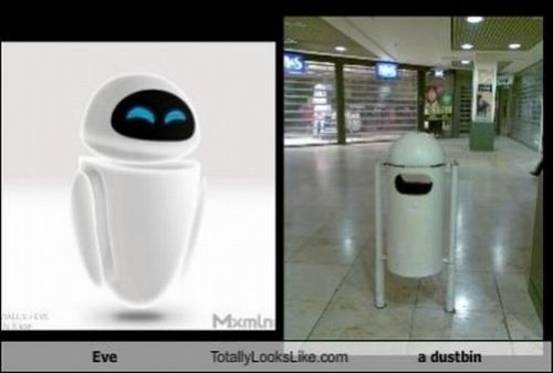eve dustbin