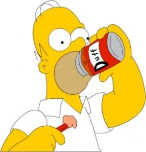 homer beer 289x300