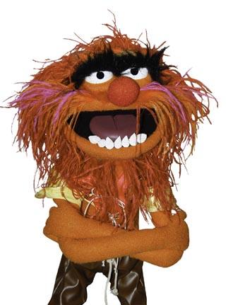 muppets animal photo puppet