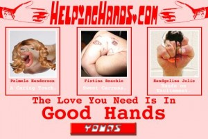 helping hands 300x200