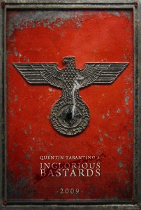 inglourious basterds poster 202x300