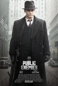 public enemies poster 202x300