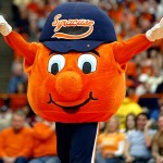 Otto the Orange is one of many cool mascots