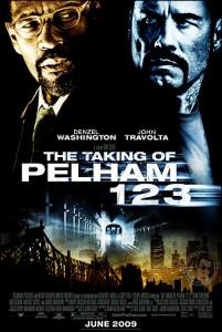 the taking of pelham 1 2 3 poster 201x300