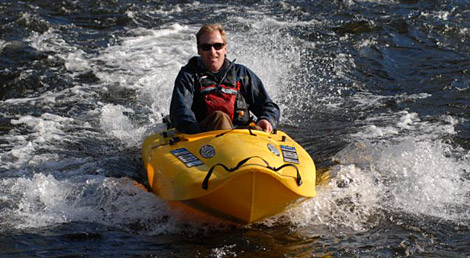 mokai jet powered kayak