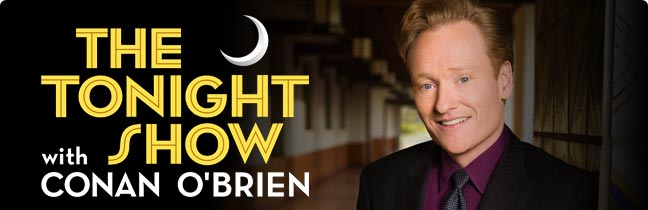 tonight show with conan