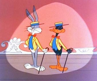 bugs bunny and daffy duck warner bros