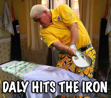 Daly Ironing