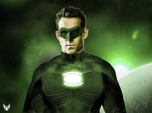 Ryan Reynolds Green Lantern 300x223