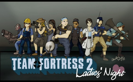 Sexy Team Fortress 5 560x345