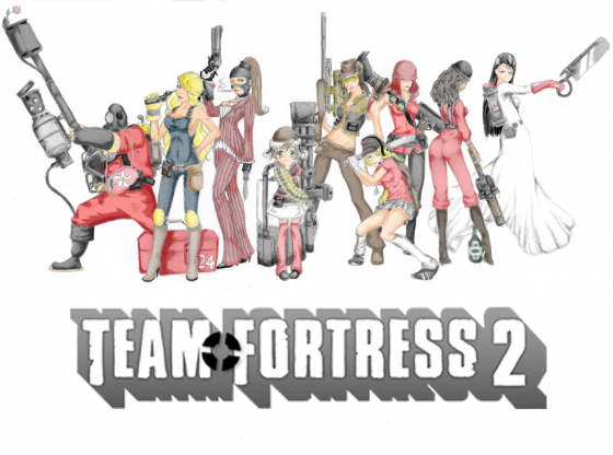 Sexy Team Fortress 560x416