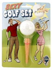 sexy Golf Set1 222x300