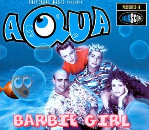 Aqua Barbie Girl 300x262