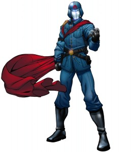Cobra Commander by DigitalSerrano 262x300