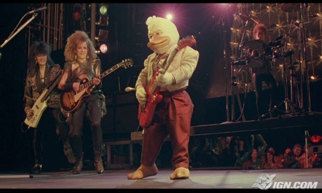 Howard the Duck the Musical