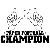 PAPER FOOTBALL RK