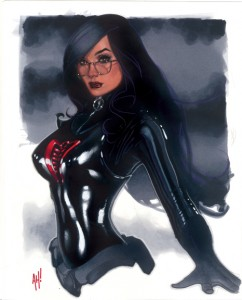 The Baroness by AdamHughes 242x300