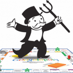 Monopoly Gone Wrong: Man Lands in Jail