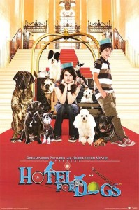 hotel for dogs poster 2 199x300