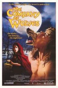 the company of wolves poster 197x300