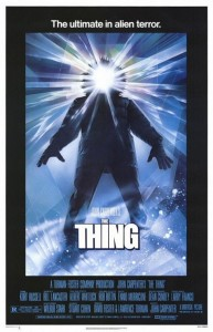 thing movie poster 193x300