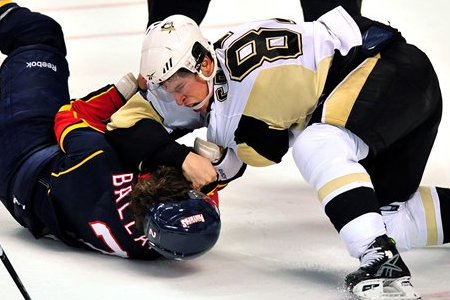 44803 penguins panthers hockey