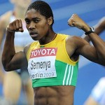 Top Female Athlete Now a Hermaphrodite?