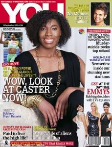 Caster Semenya You Cover 229x300