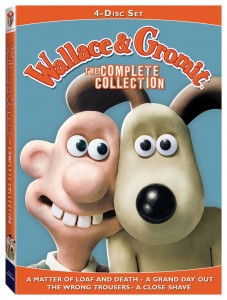 Wallace and Gromit 227x300