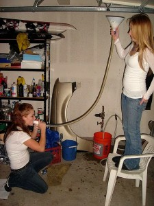 girl beer bongs 01 225x300