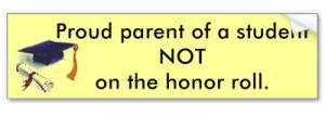 not honor roll bumper sticker p128033174808110022trl0 400 300x107