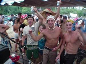 Frat Party Fans1 300x225