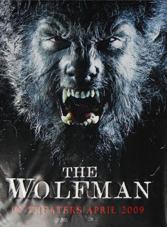 Wolfman Poster 560x758