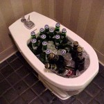 Finally we figured out what the bidet was for.
