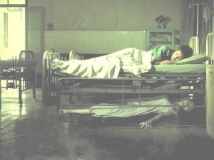 ghost under bed 300x225